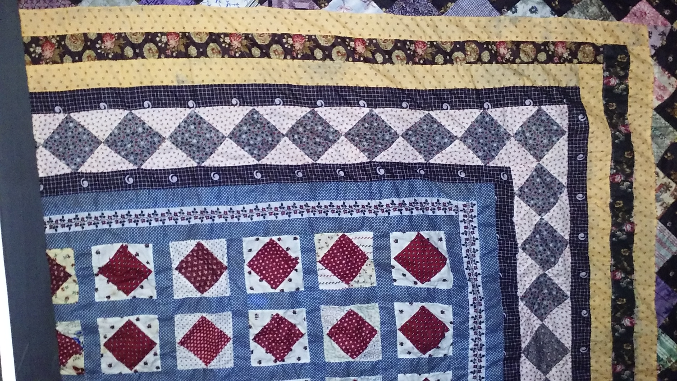 Antique Quilt Tops